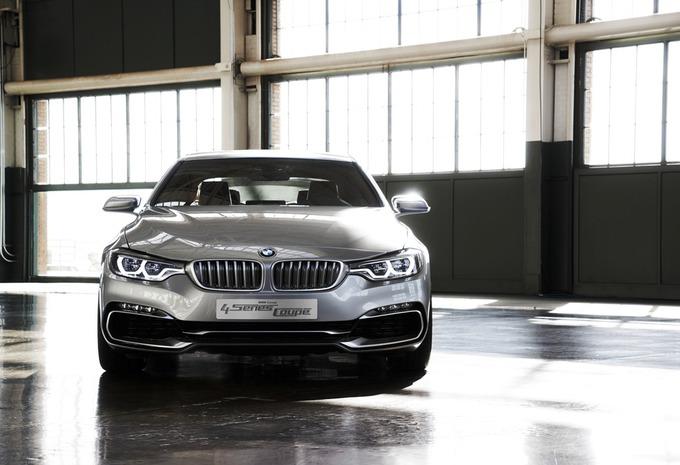 BMW 4-Reeks Coupé Concept #3
