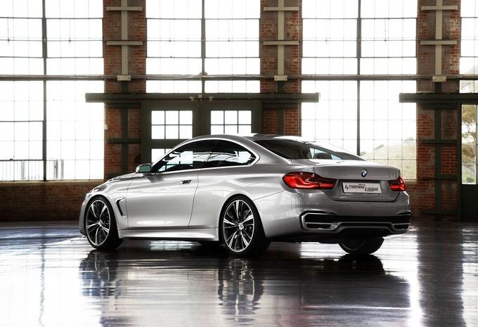 BMW Série 4 Coupé Concept #4