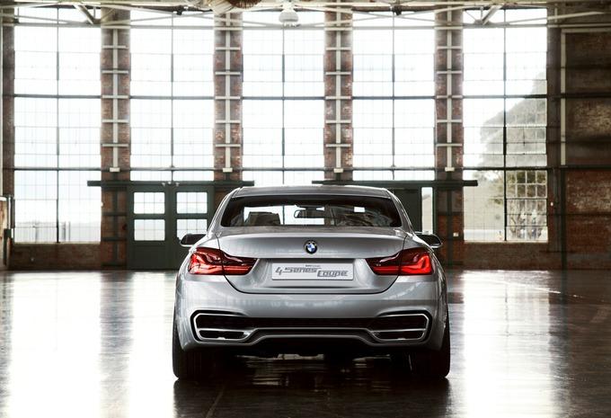 BMW 4-Reeks Coupé Concept #5