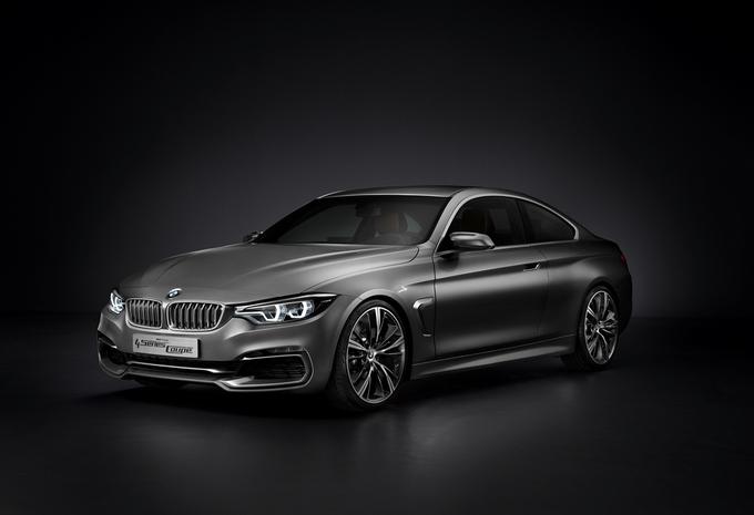 BMW Série 4 Coupé Concept #8
