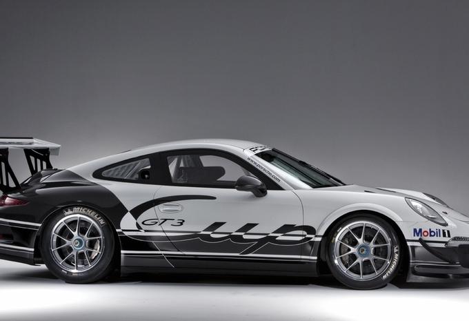 Porsche 911 GT3 Cup #3