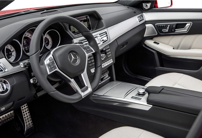 Mercedes E-Klasse #5