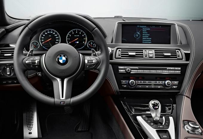 BMW M6 Gran Coupé #4
