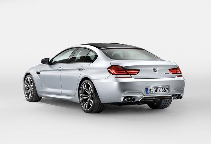 BMW M6 Gran Coupé #6