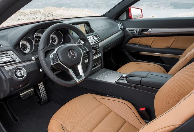 Mercedes Classe E Coupé et Cabriolet #4