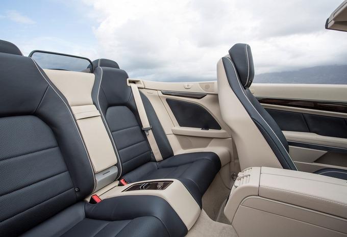 Mercedes Classe E Coupé et Cabriolet #9