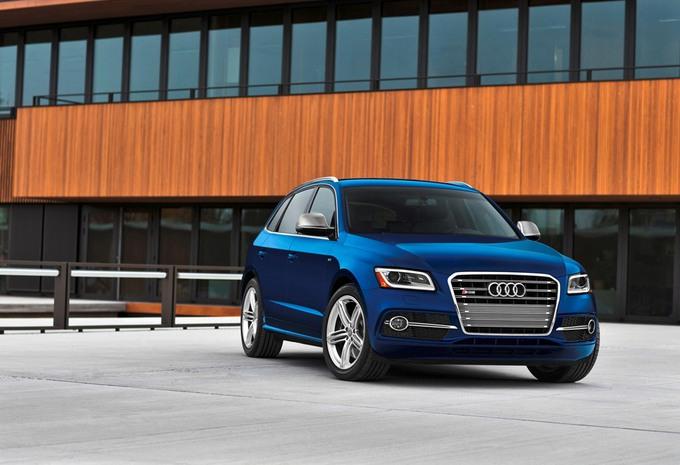 Audi SQ5 #1