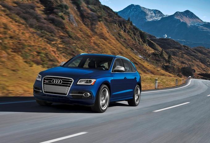 Audi SQ5 #4