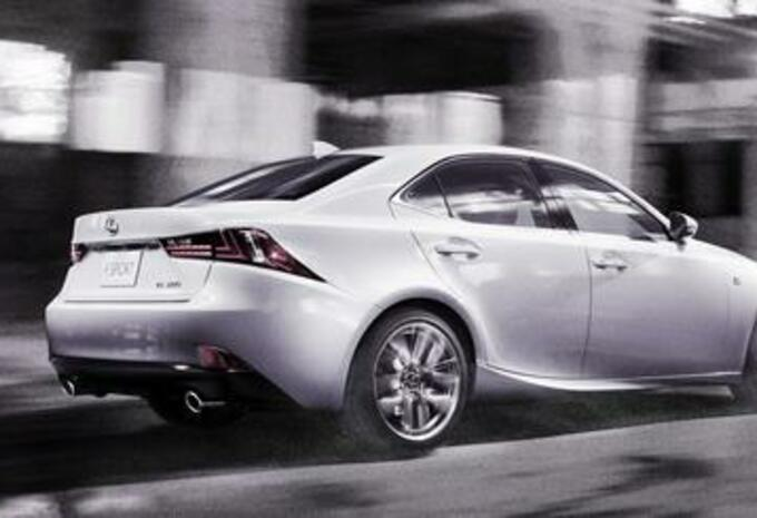 Lexus IS #3