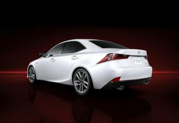 Lexus IS #5
