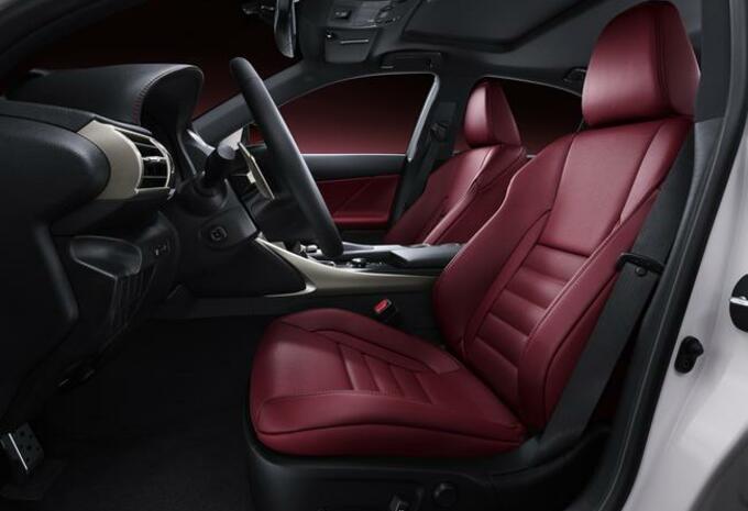 Lexus IS #7