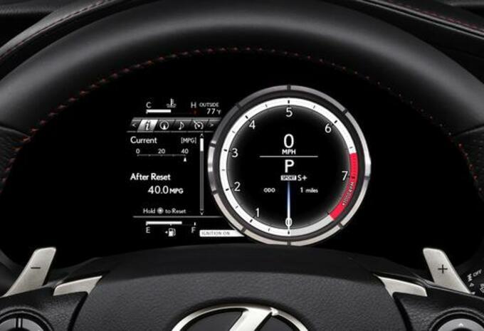 Lexus IS #8