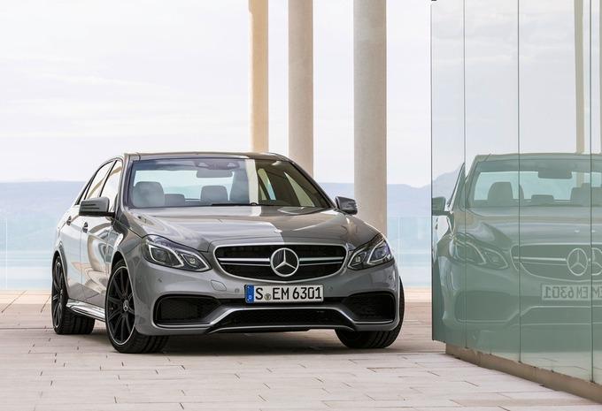 Mercedes E 63 AMG #2