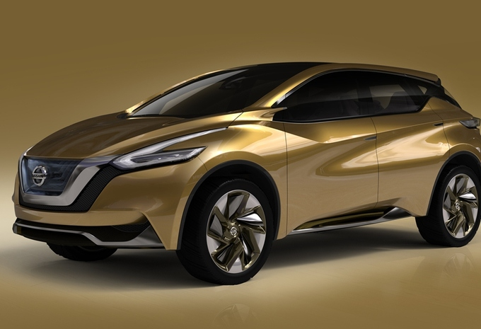 Nissan Resonance #1
