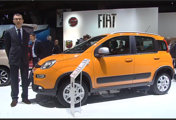Fiat Panda Trekking #1