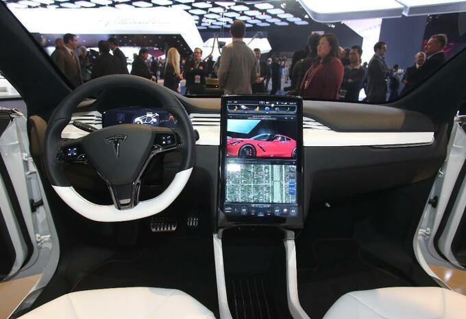 Tesla Model X #2