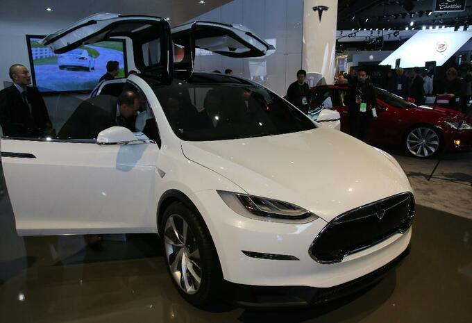 Tesla Model X #3