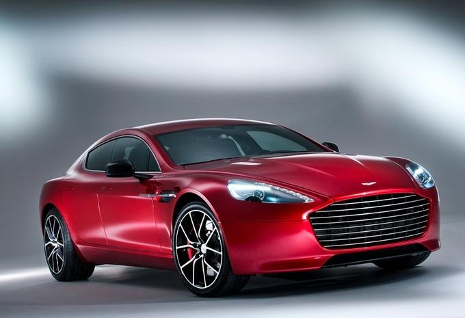 Aston Martin Rapide S #2