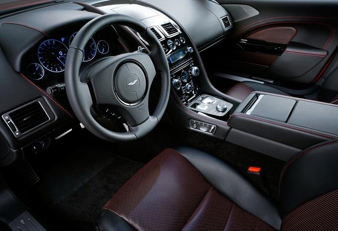 Aston Martin Rapide S #6