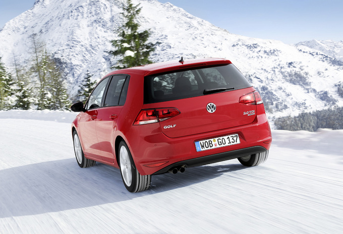 Volkswagen Golf 4Motion #1