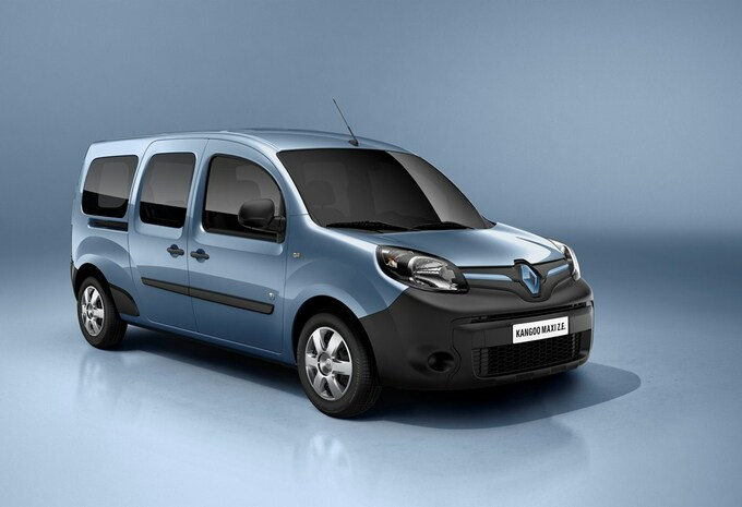Renault Kangoo Express en Z.E. #1