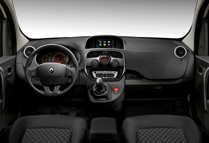 Renault Kangoo Express en Z.E. #5