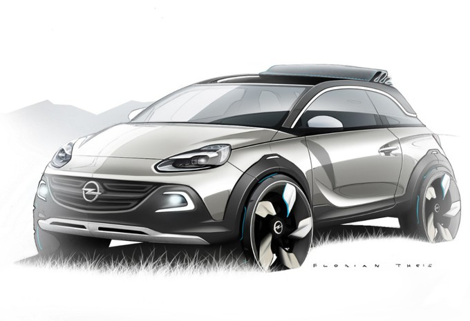 Opel Adam Rocks #2