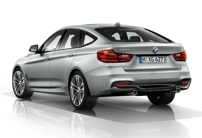 Fuite de la BMW Série 3 GT #4
