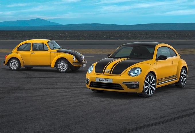 Volkswagen Beetle GSR #1