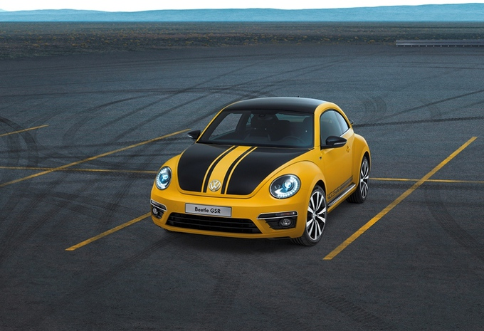 Volkswagen Beetle GSR #2