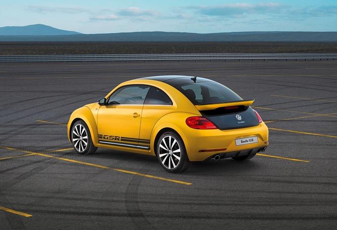 Volkswagen Beetle GSR #5