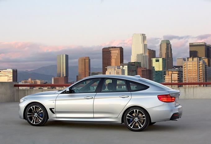 BMW 3-Reeks Gran Turismo #1
