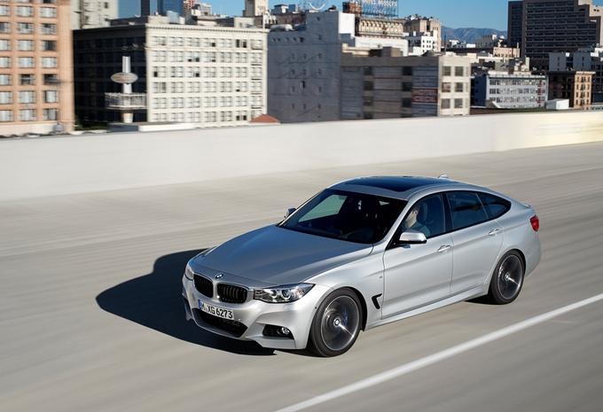 BMW 3-Reeks Gran Turismo #10