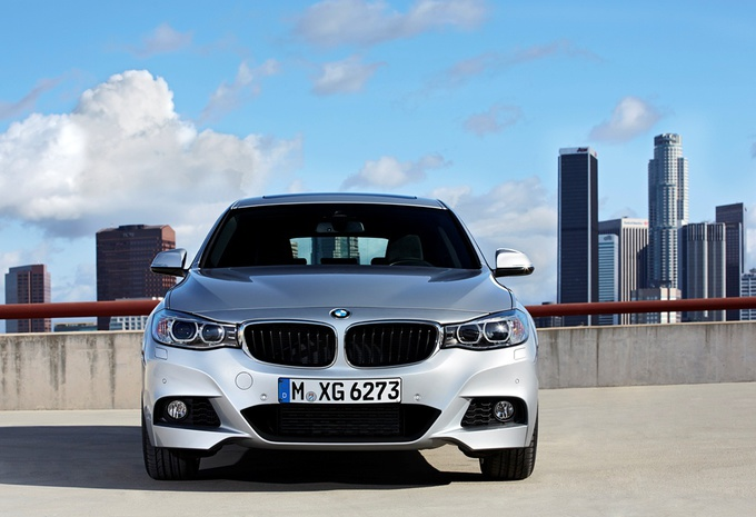 BMW 3-Reeks Gran Turismo #11