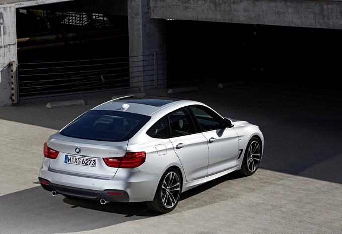 BMW 3-Reeks Gran Turismo #12