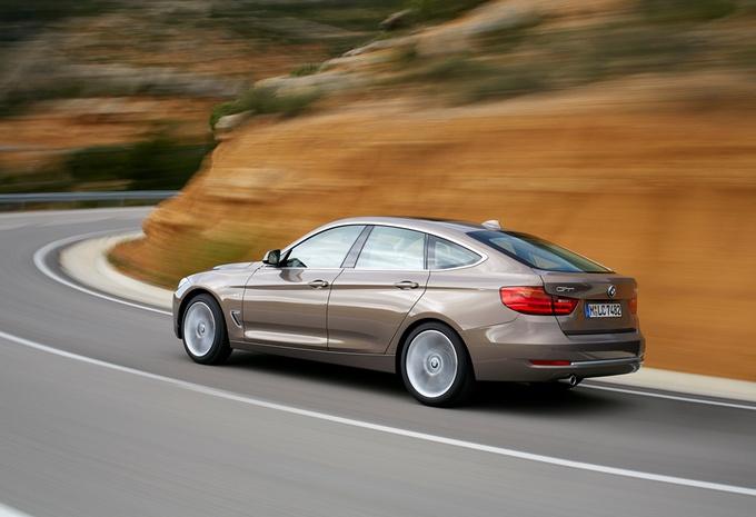 BMW 3-Reeks Gran Turismo #6
