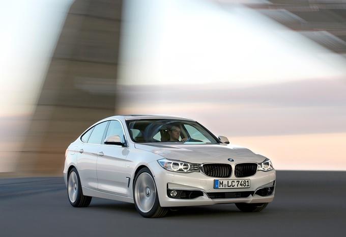 BMW 3-Reeks Gran Turismo #9