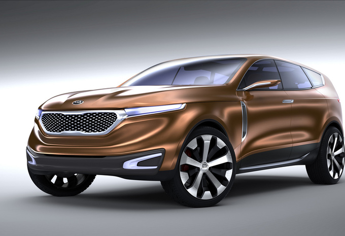 Kia Cross GT Concept #1