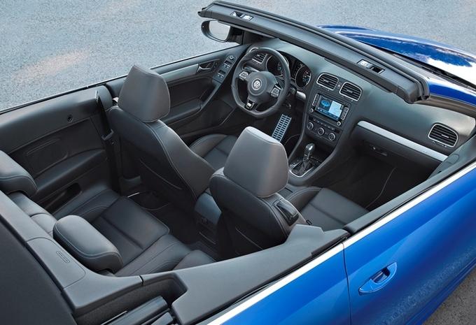 Volkswagen Golf R Cabriolet #6