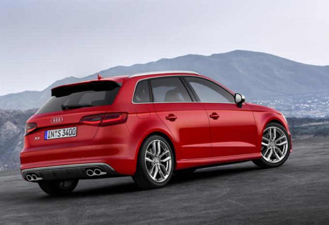 Audi S3 Sportback #2