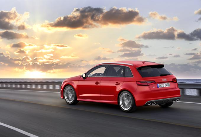 Audi S3 Sportback #4