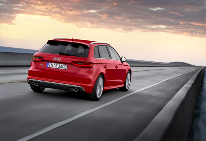 Audi S3 Sportback #5