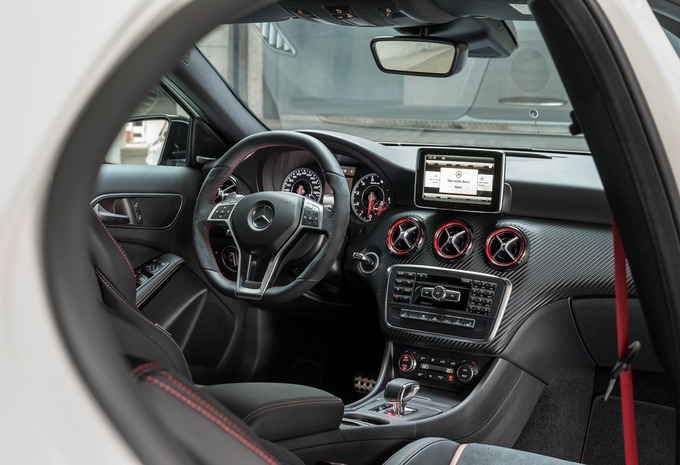 Mercedes A 45 AMG #4