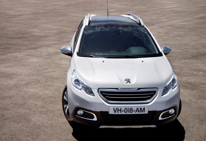 Peugeot 2008 Hybrid Air #1