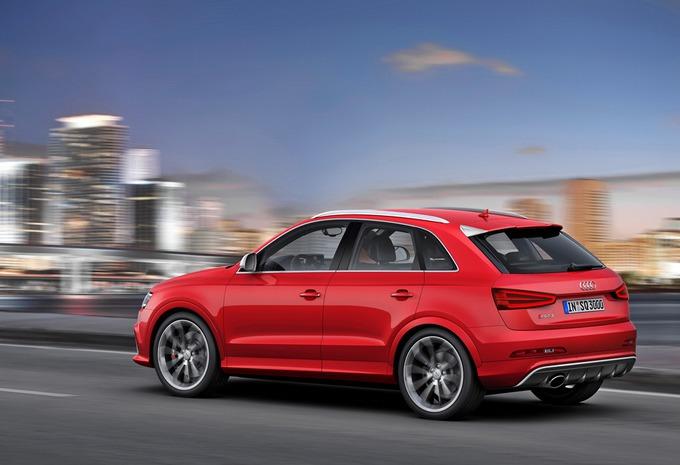 Audi RS Q3 #7