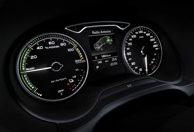 Audi A3 e-Tron #5