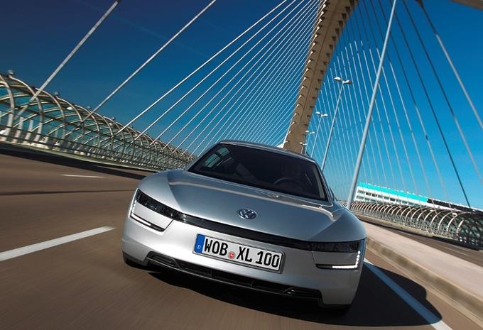 Volkswagen XL1 #1