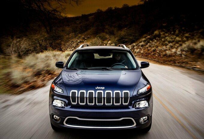 Jeep Cherokee #3