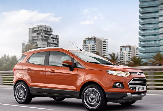 Ford EcoSport #4