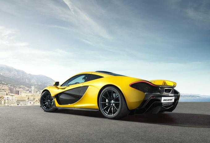 McLaren P1 #3